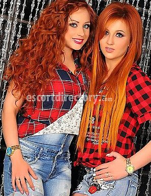 Duo Eka and Emily